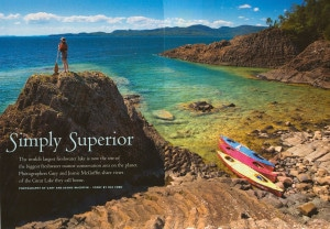 Canadian Geographic SimplySuperiorStory