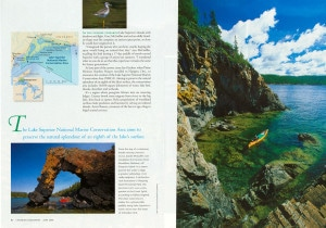 Canadian Geographic SimplySuperiorStorypg82-83