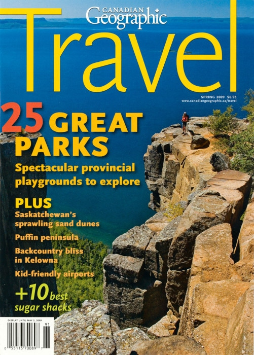 Canadian Geographic Travel2009