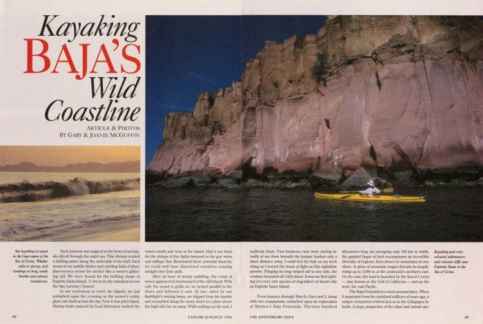 Explore Magazine Baja Storypg88-89