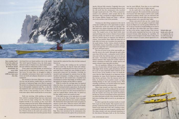 Explore Magazine Baja Storypg90-91
