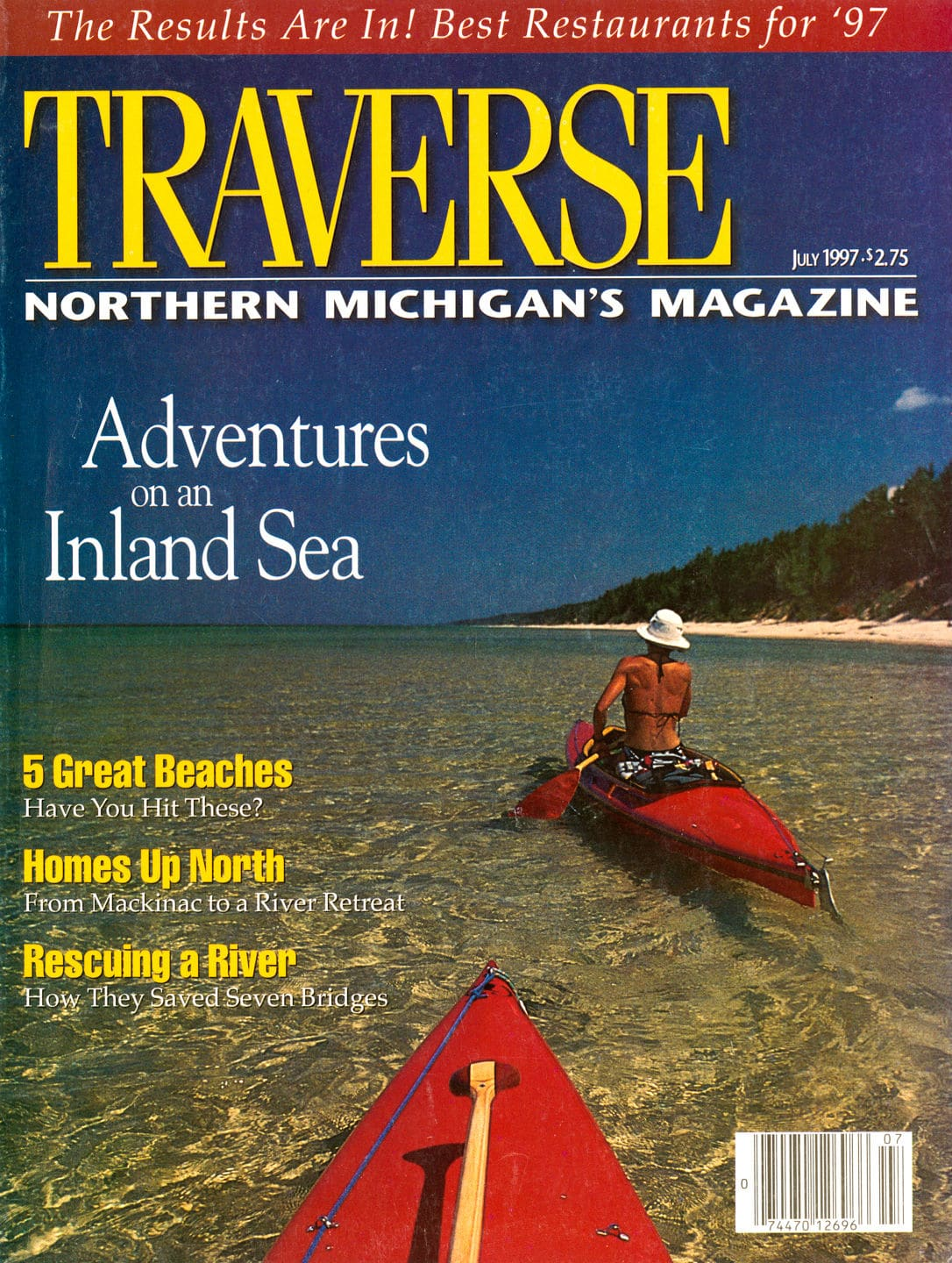 Traverse Mag cover