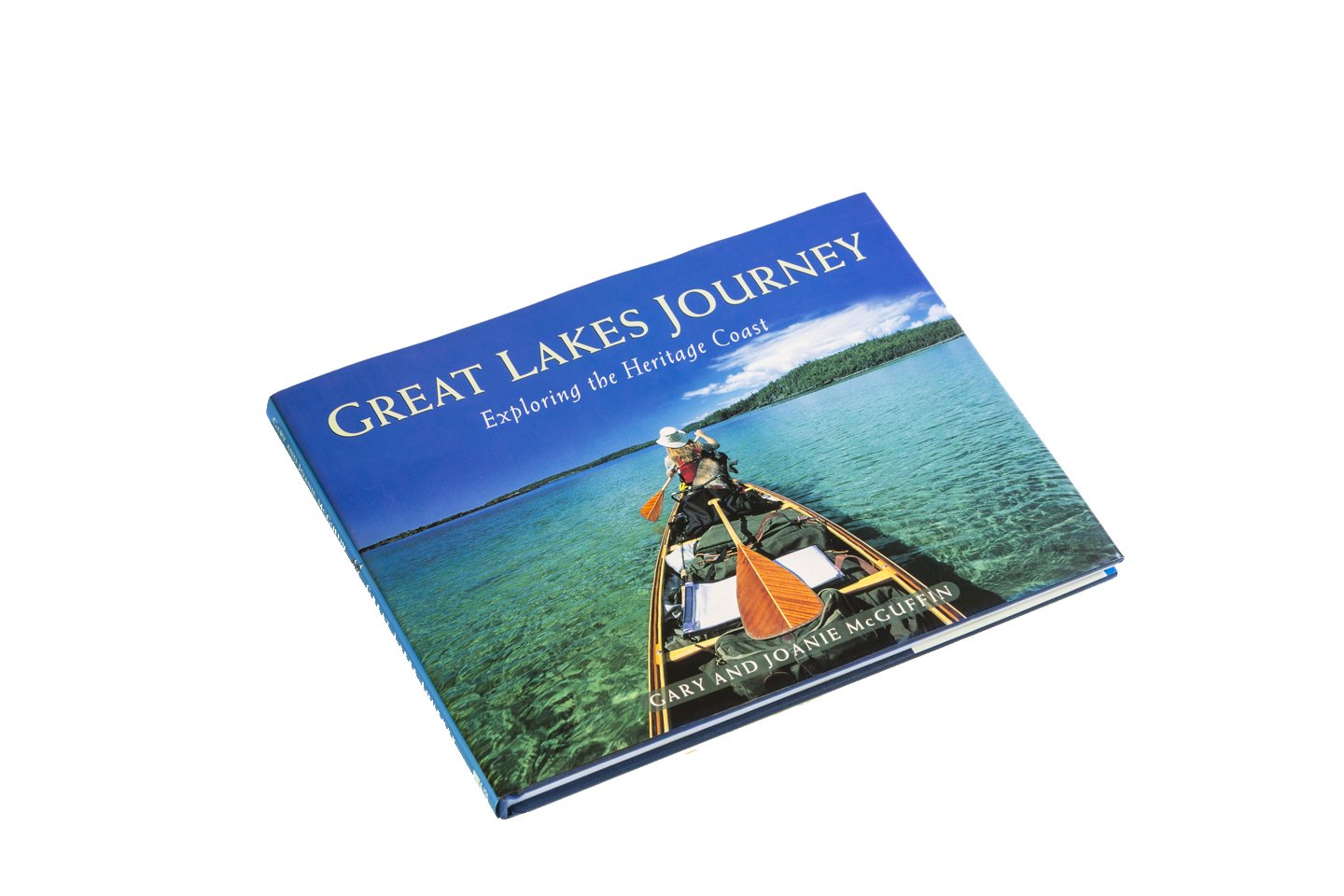 Book Cover of Great Lakes Journey Exploring the Heritage Coast