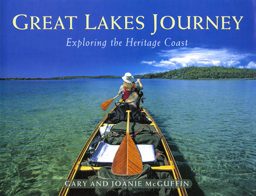 Great Lakes Journey Book Cover