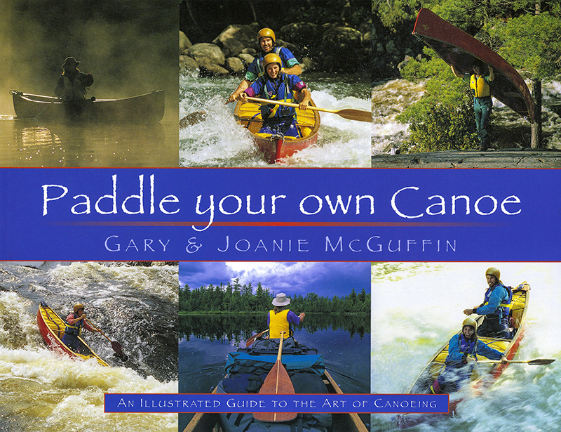 Paddle your Own Canoe Book Cover