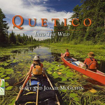 Quetico Book Cover