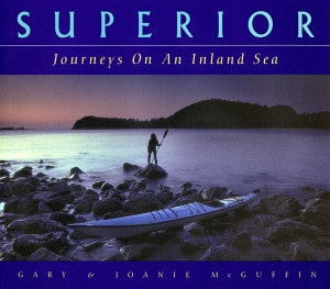 Superior: Journeys On An Insland Sea Book Cover