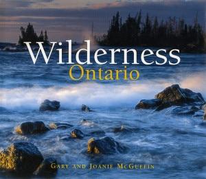 Wilderness Ontatio Book Cover