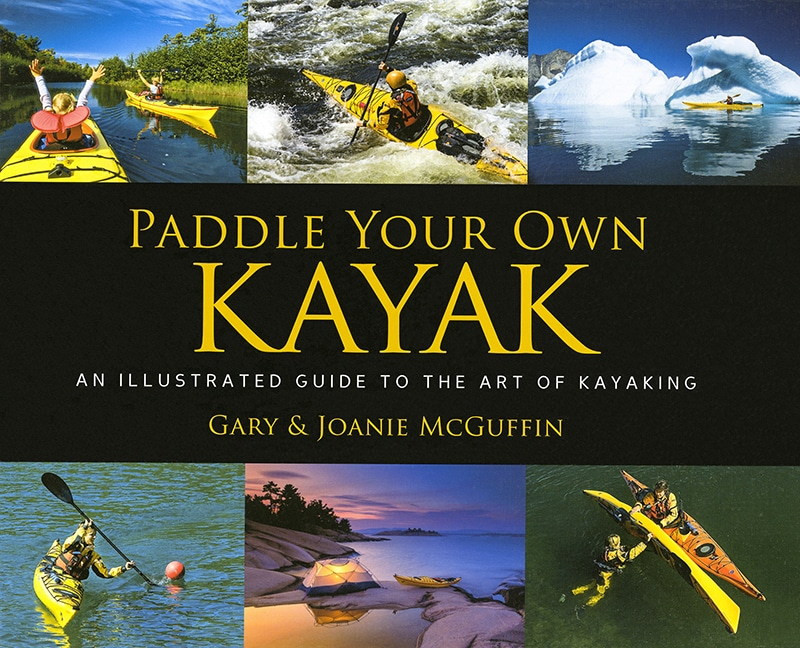 Paddle your Own Kayak Book Cover