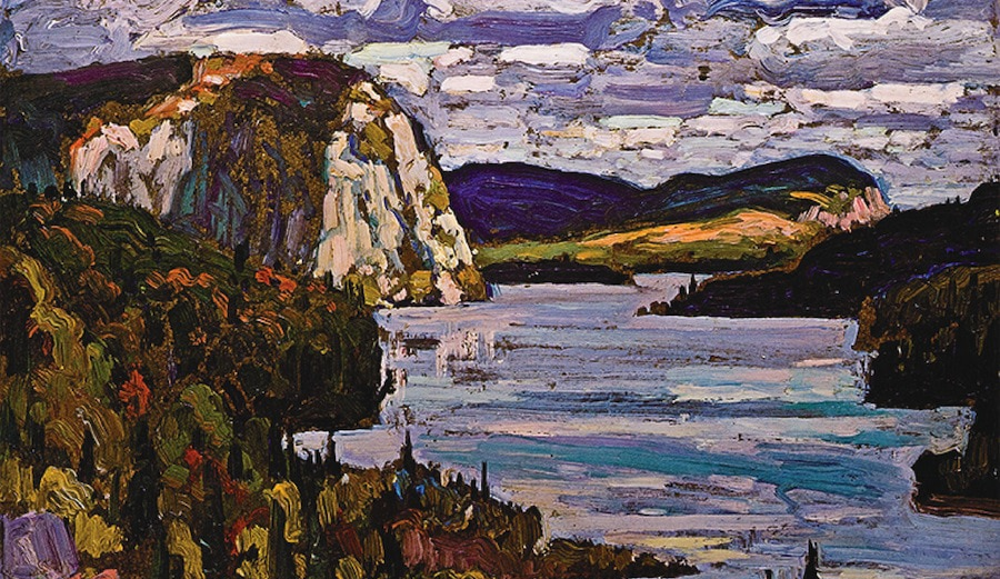 """Robert Fontaine Describes Painted Land Documentary as a """"Real Treasure"""" on CBC Radio"""