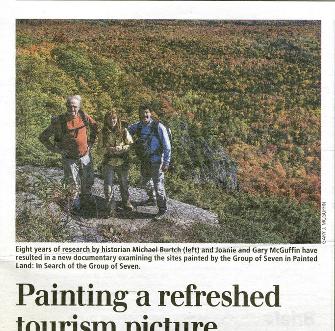Painting a Refreshed Tourism Picture