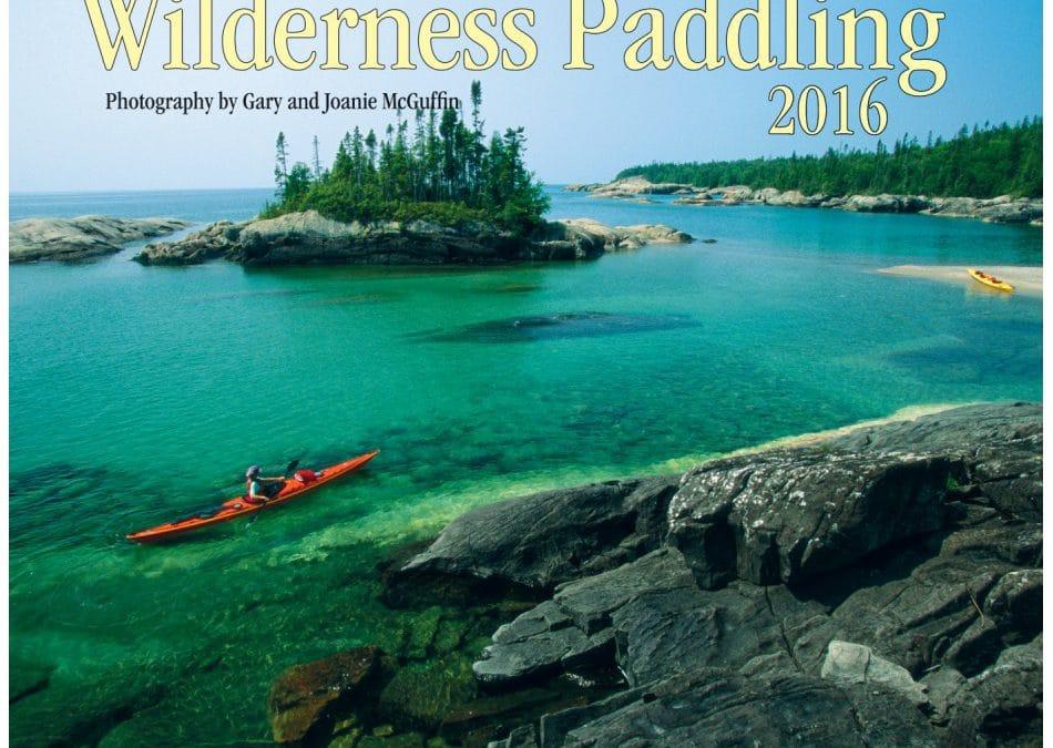 Wilderness Paddling Calendar