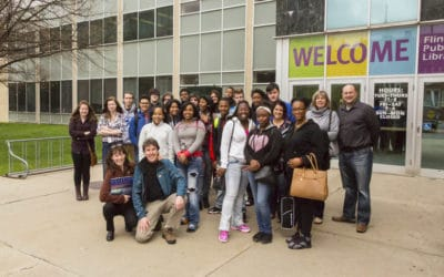 McGuffins Celebrate Earth Day in Michigan with Flint Cultural Centers